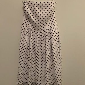 White House Black Market High-low dress